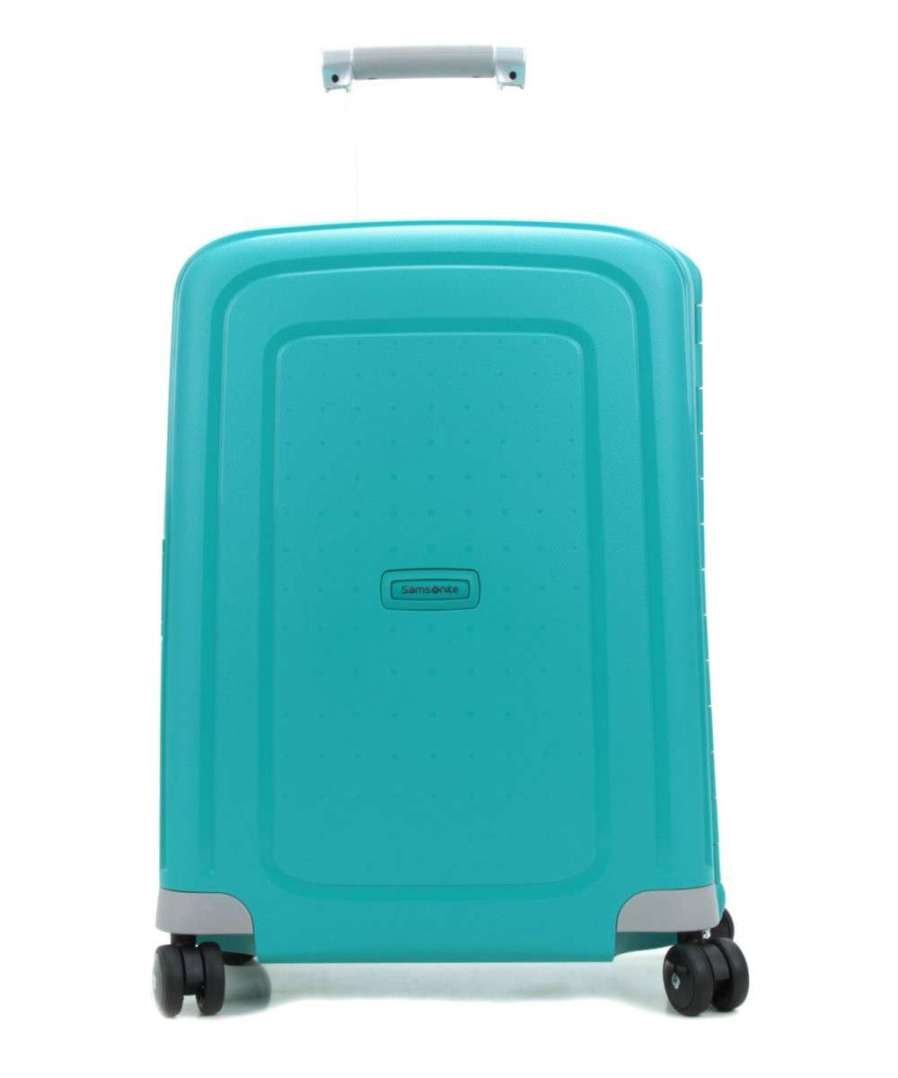 Samsonite S'Cure Valise 4 roues turquoise Preview