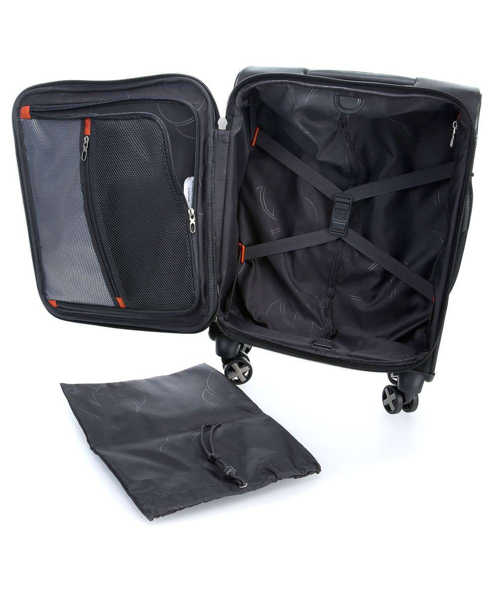 Samsonite XBlade 3.0 4-Rollen Trolley schwarz 55 cm-75101-1041-01 Preview
