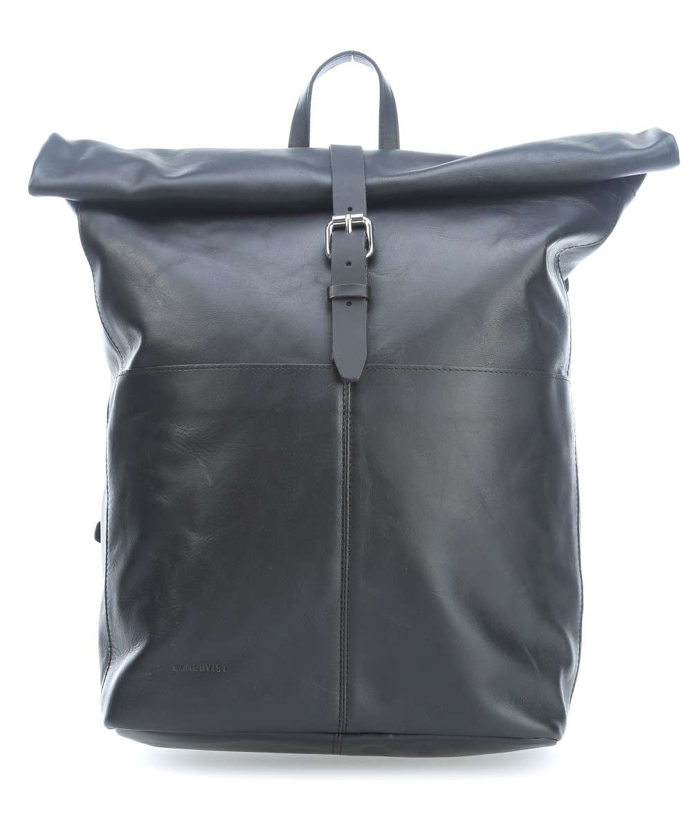 Sandqvist Leather Classics Antonia Rucksack schwarz Preview