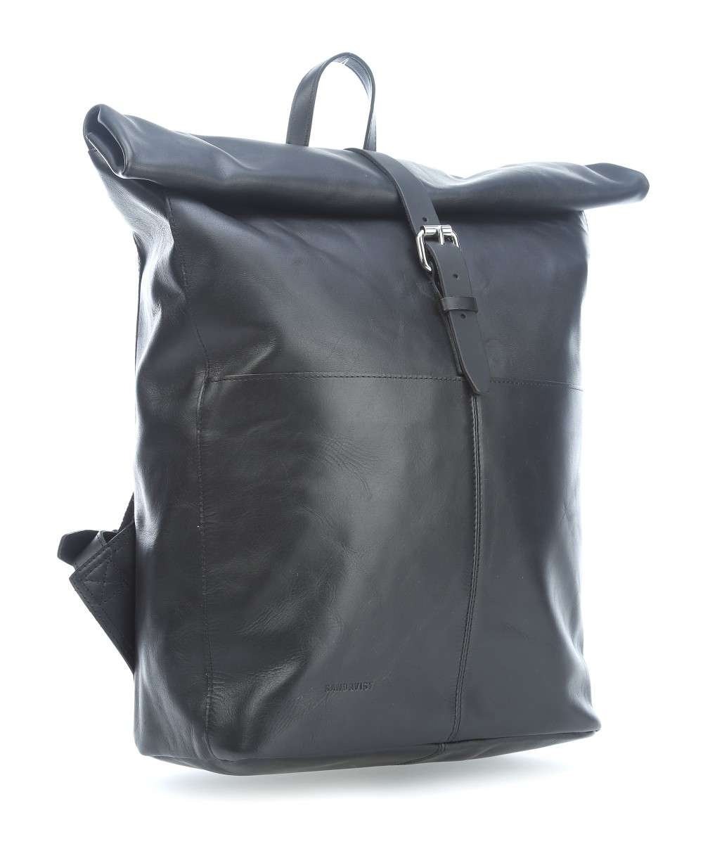 Sandqvist Leather Classics Antonia Rucksack schwarz-SQA641-01 Preview