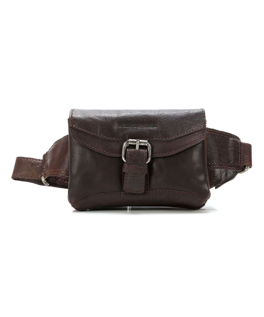 Spikes & Sparrow Bronco Fanny pack dark brown Preview