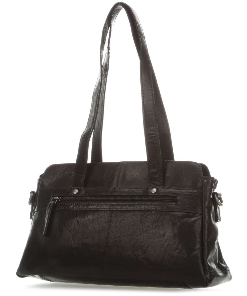 Spikes and Sparrow Bronco Handtasche schwarz-292B13100-01 Preview