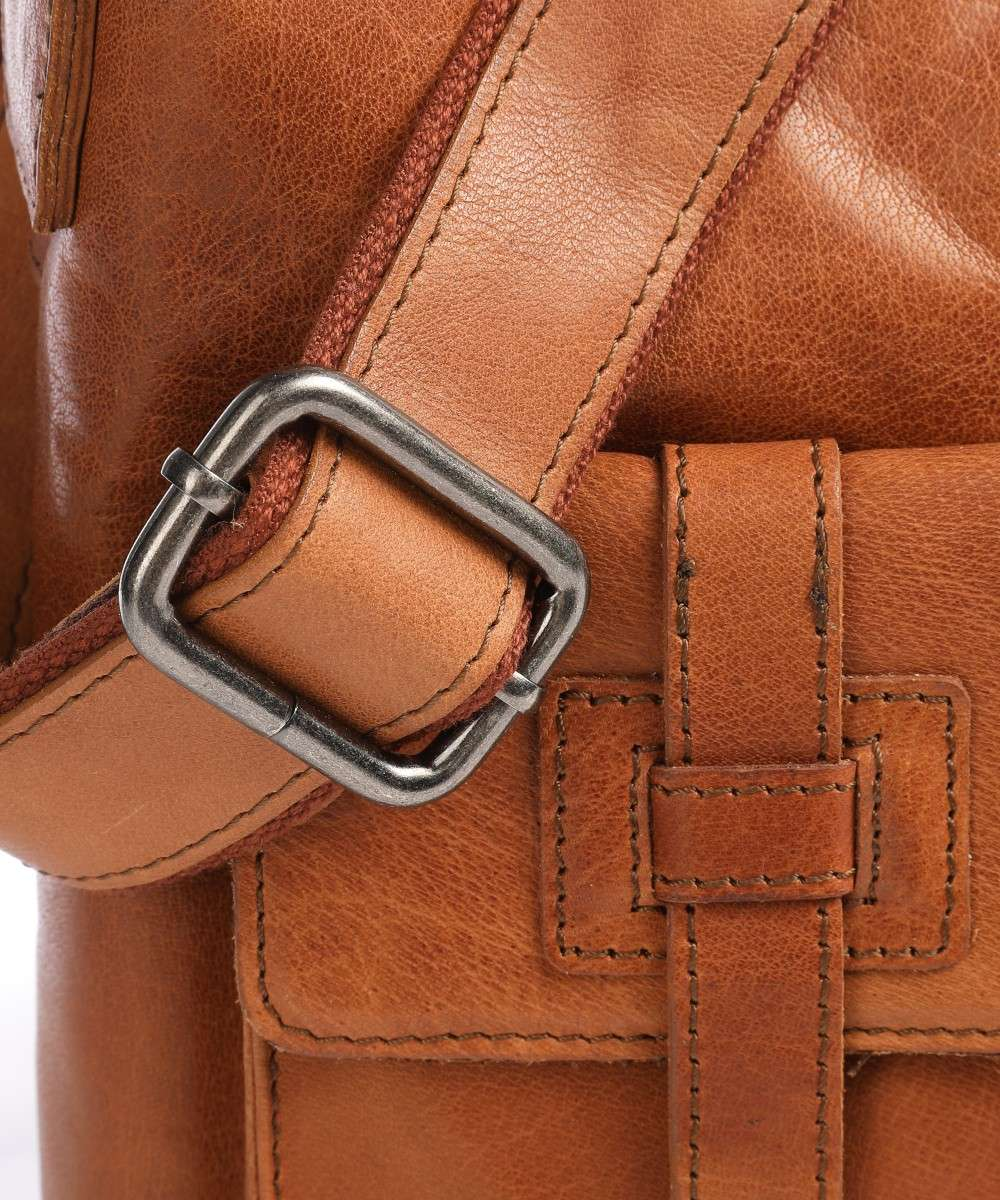 Spikes and Sparrow Bronco Schultertasche cognac-1111747-00 Preview