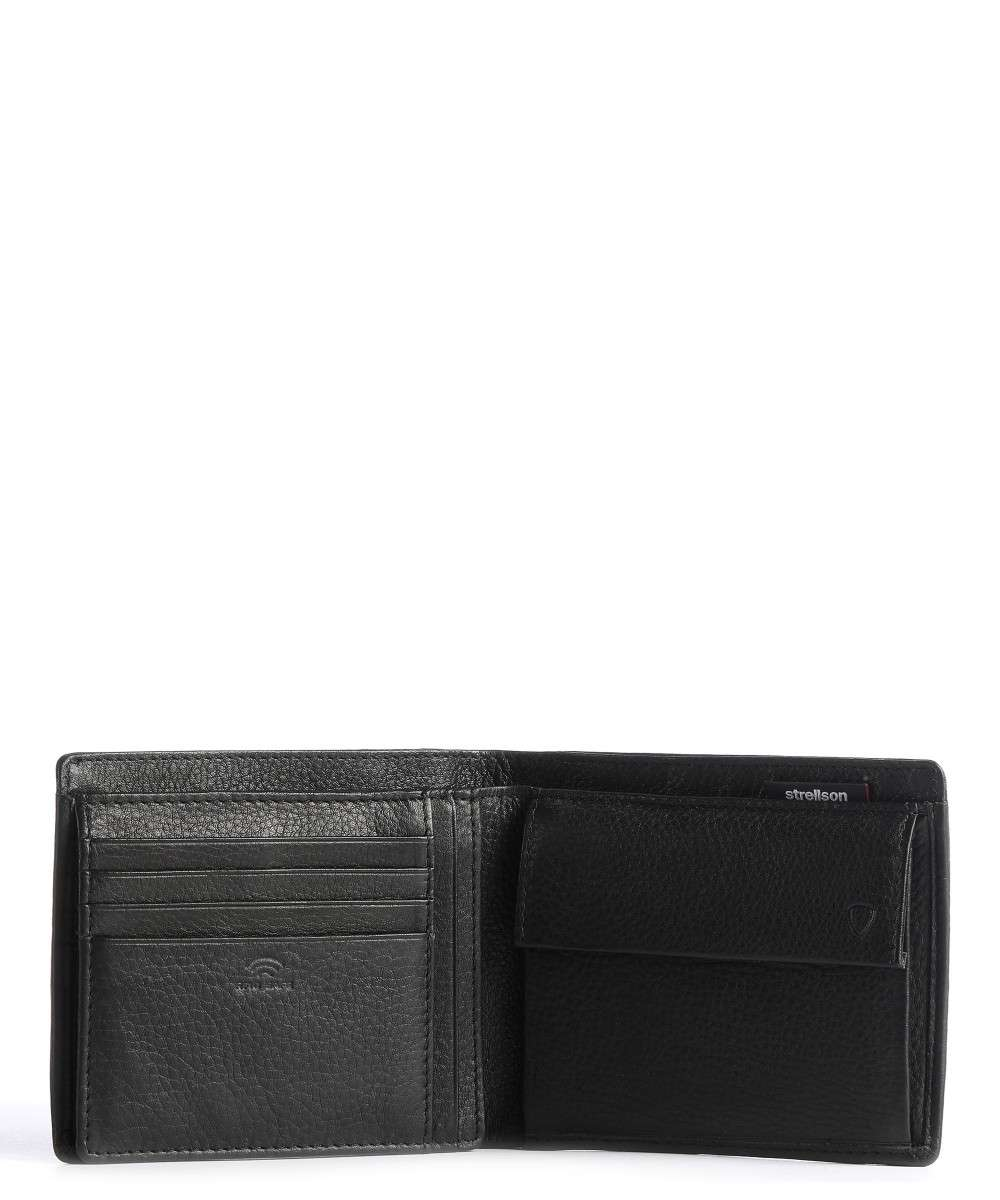 Strellson Carter Monedero negro-4010001192-900-01 Preview