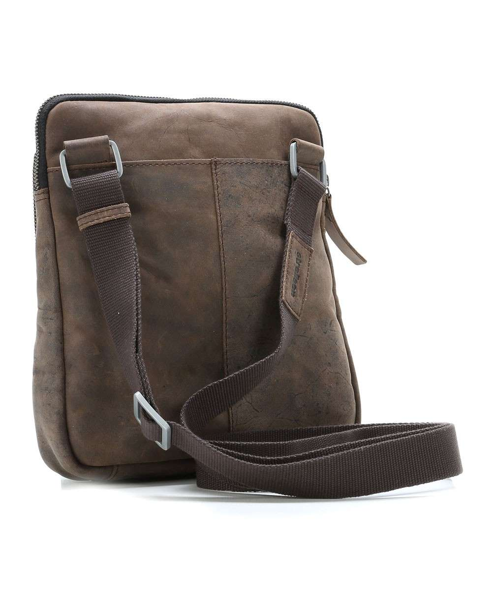 Strellson Richmond Crossbody bag dark brown-4010001455-702-01 Preview