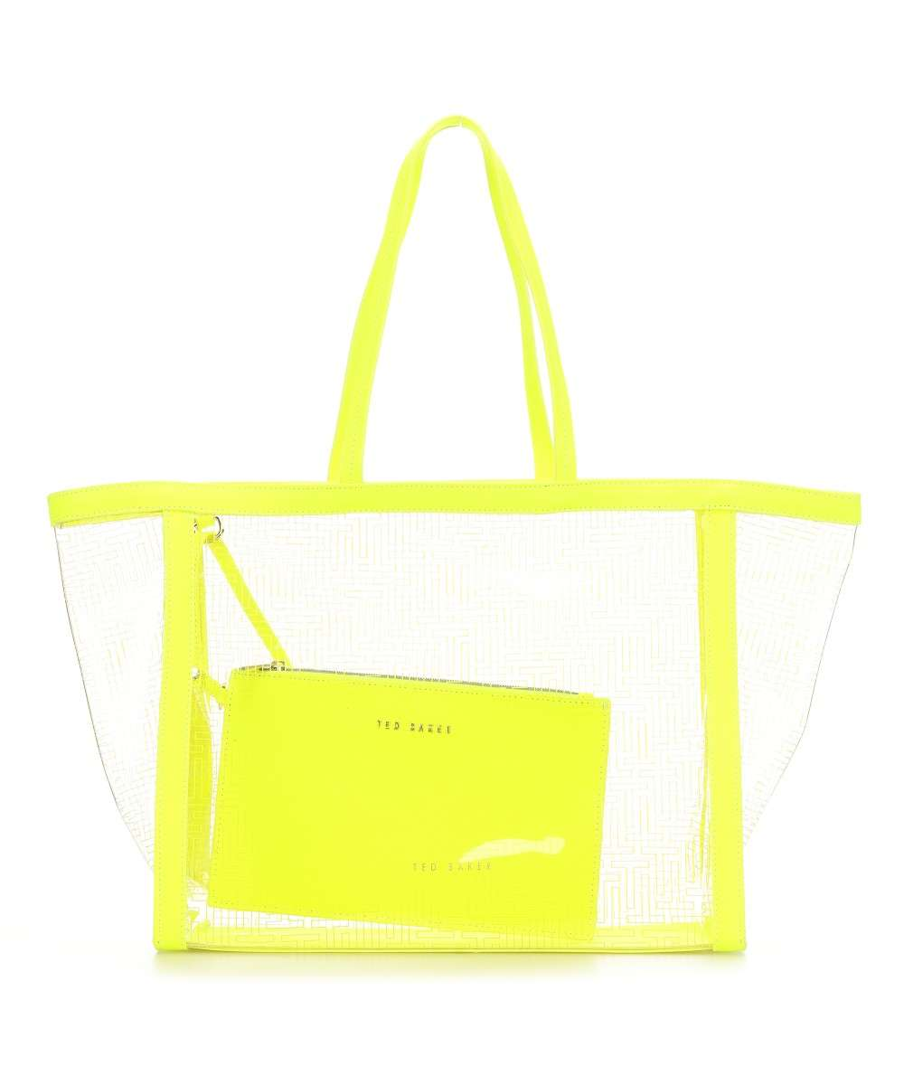 Ted Baker Nicoley Shopper neongelb Preview