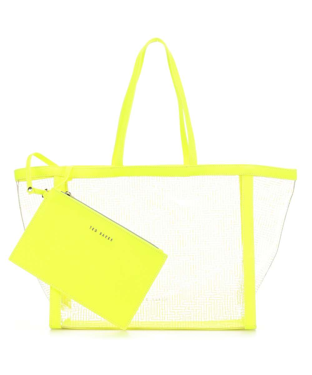Ted Baker Nicoley Shopper neongelb-242131-LIME-TB-01 Preview