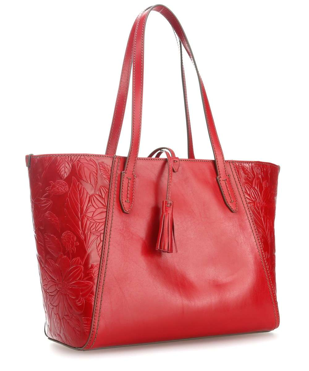 The Bridge Capraia Shopper cherry-043447-4T-9I-01 Preview