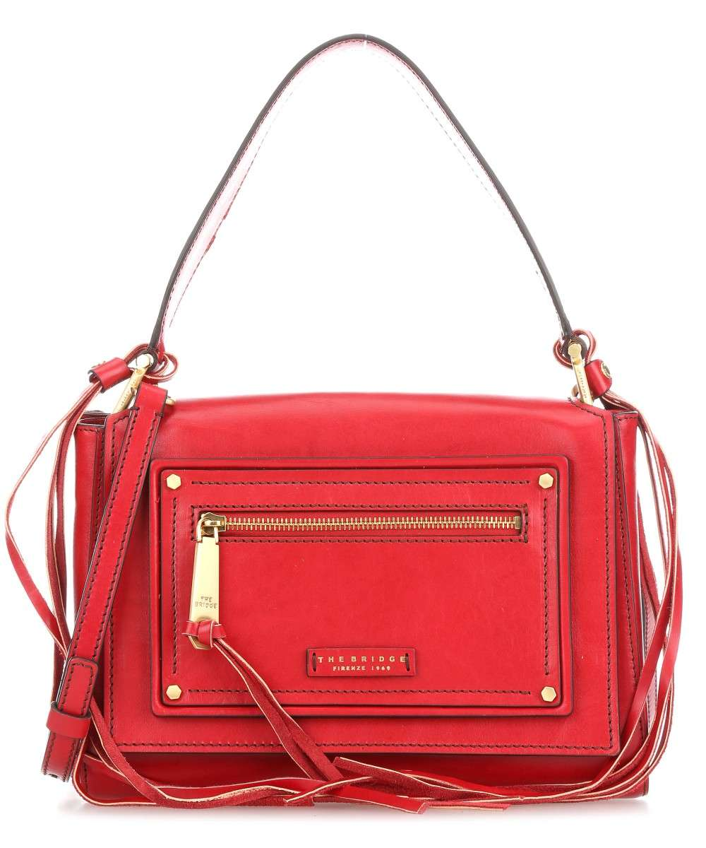 The Bridge Consuma Schultertasche rot Preview