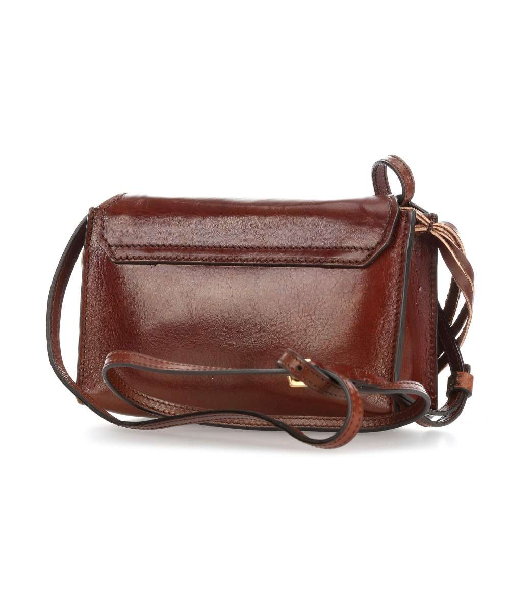 879e00e53c9 The Bridge Consuma Shoulder bag smooth cow leather brown - 04320901 ...