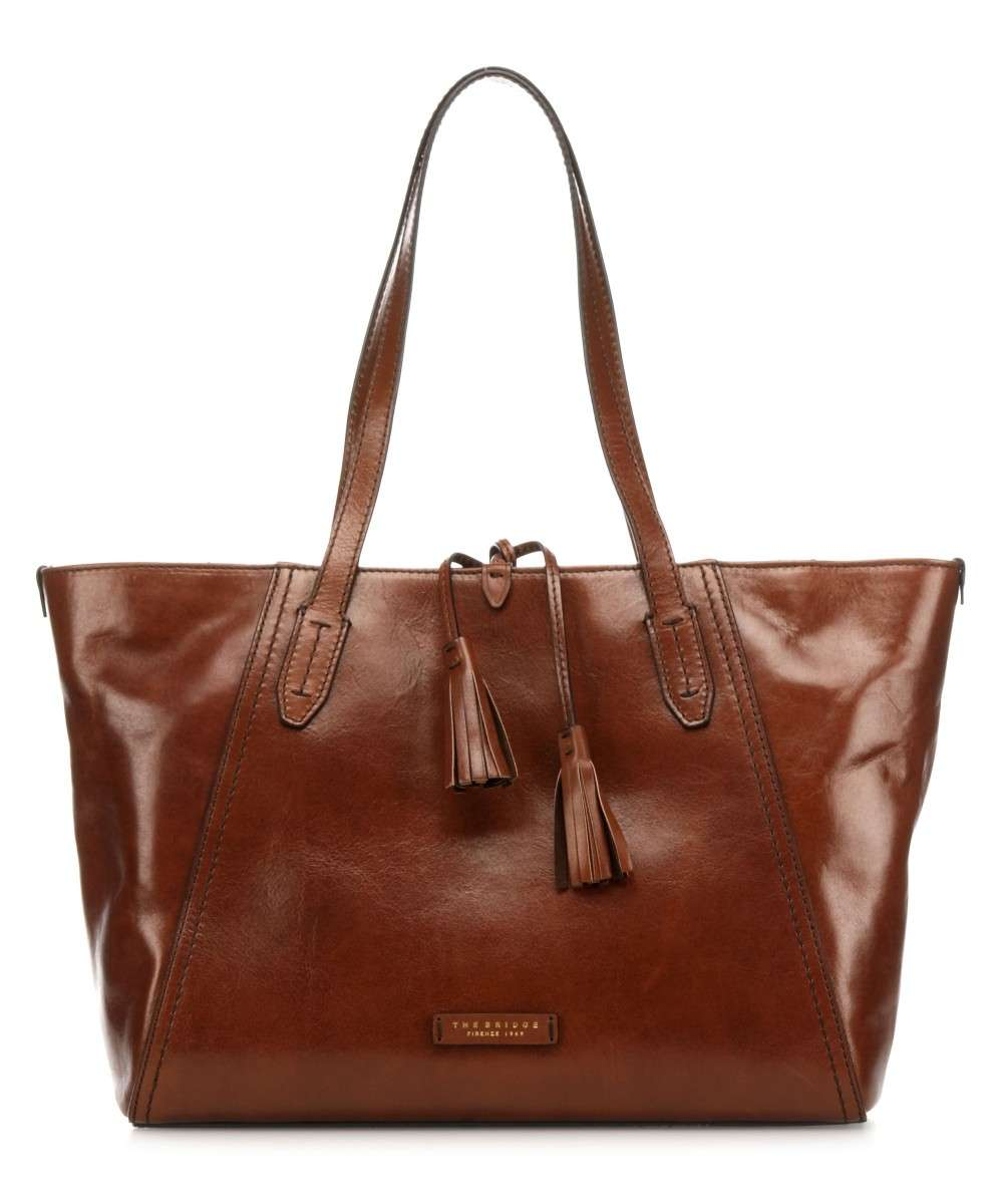 The Bridge Florentin Shopper braun Preview