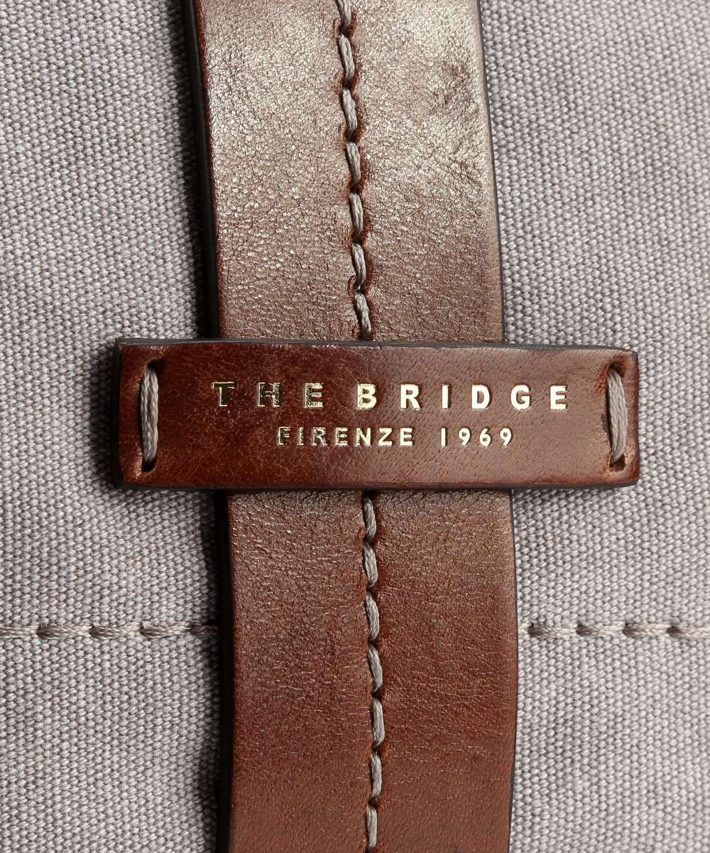 The Bridge Handtasche grau/braun-04190805-3B-01 Preview