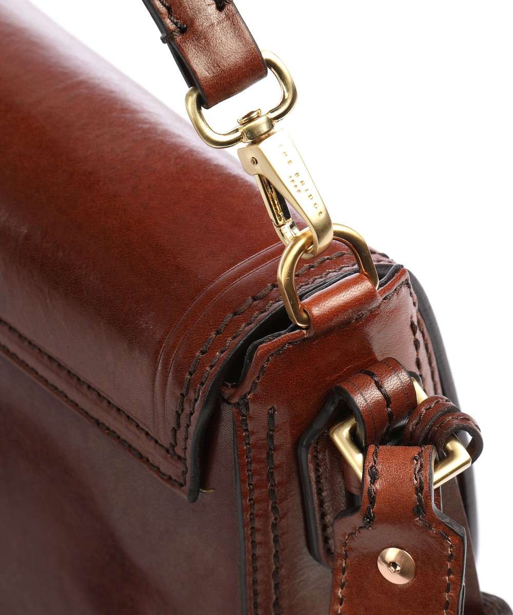 marrone Pearldistrict a The spalla pelle Borsa Bridge xYtOPqBw5n