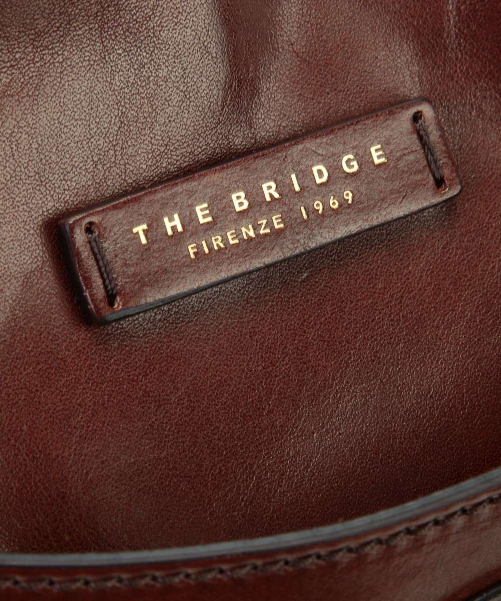 The Bridge Santacroce Beuteltasche braun-04333801-14-01 Preview