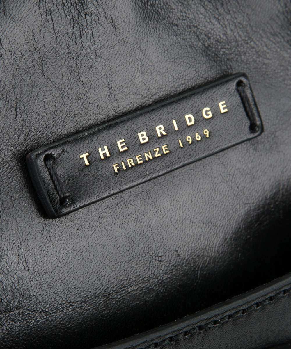 The Bridge Santacroce Beuteltasche schwarz-04333801-30-01 Preview