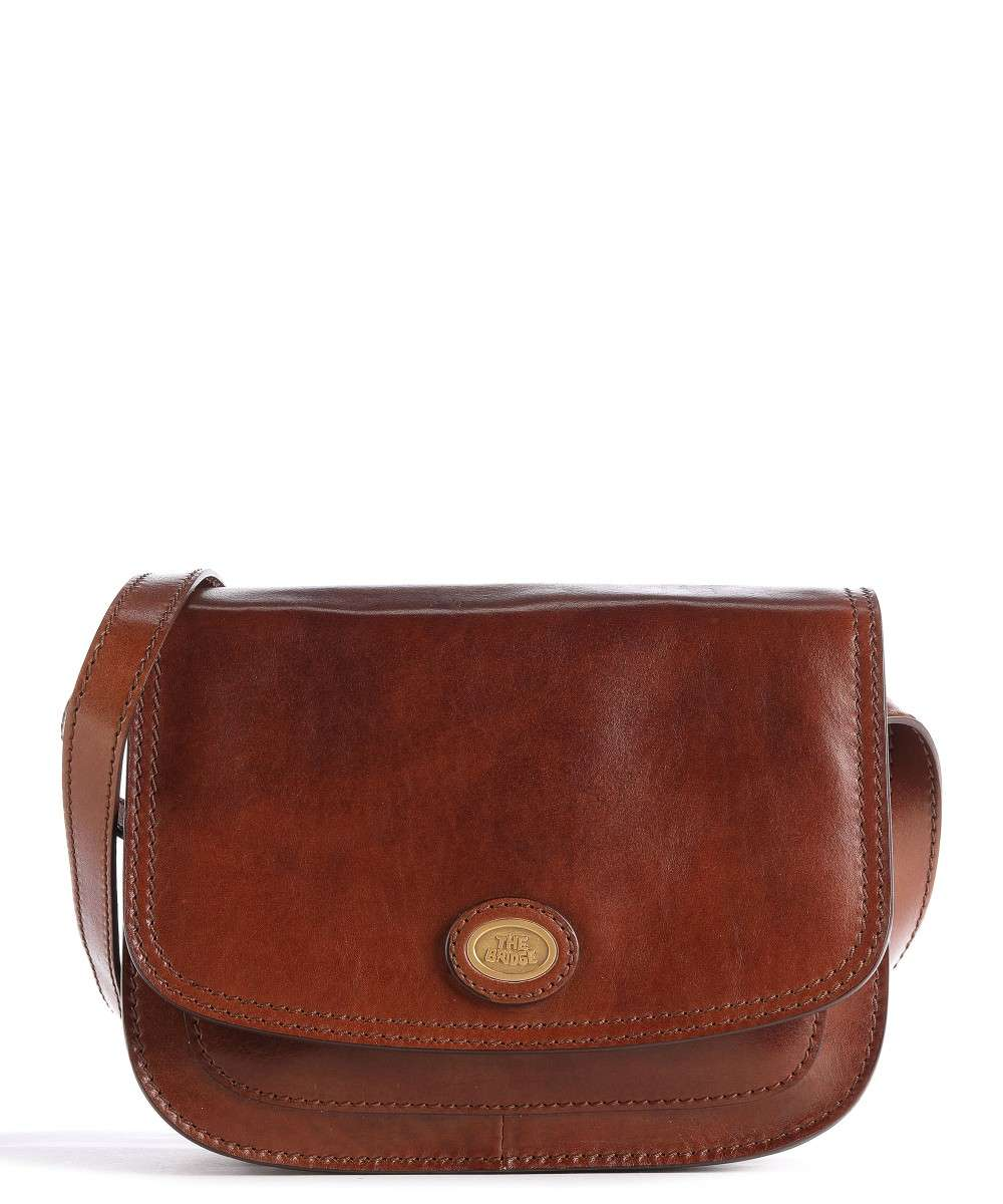 The Bridge Story Donna Crossbody bag brown Preview
