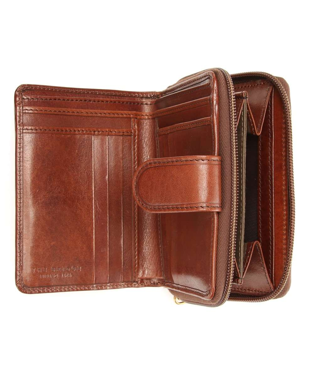 The Bridge Story Donna Wallet brown-017838-01-14-01 Preview