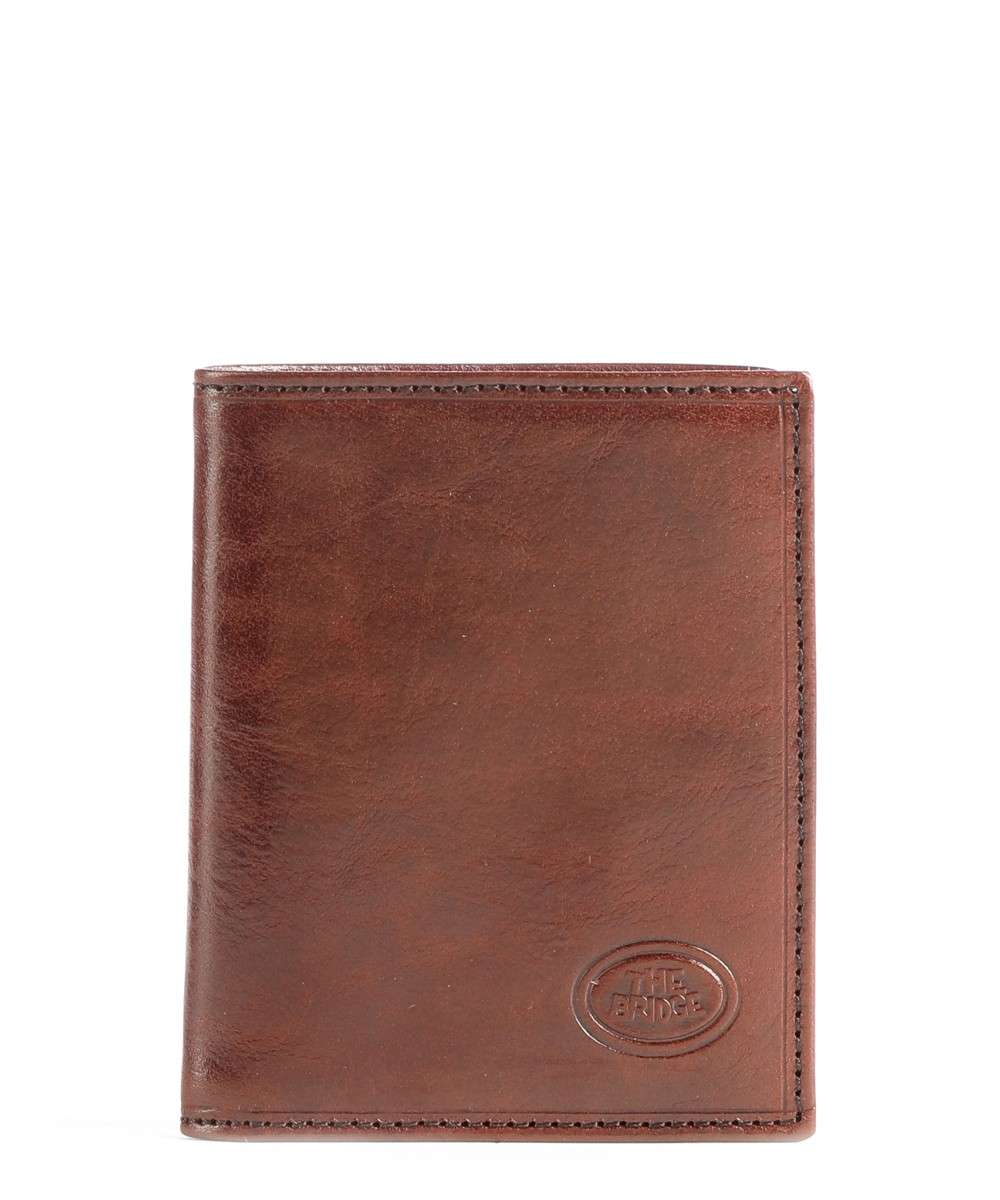 The Bridge Story Uomo Credit card holder brown Preview