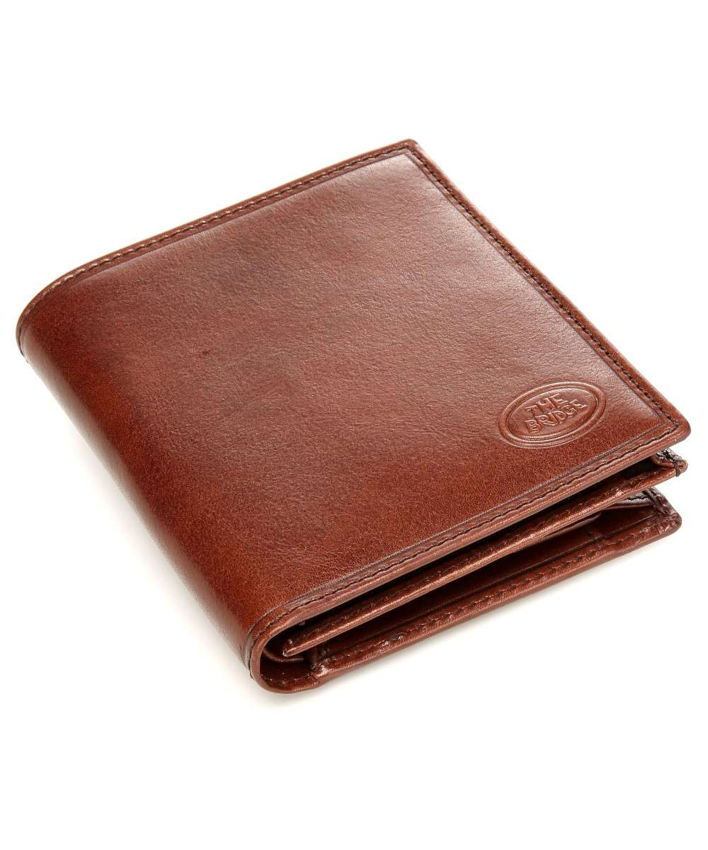The Bridge Story Uomo Wallet brown-014401-01-14-01 Preview