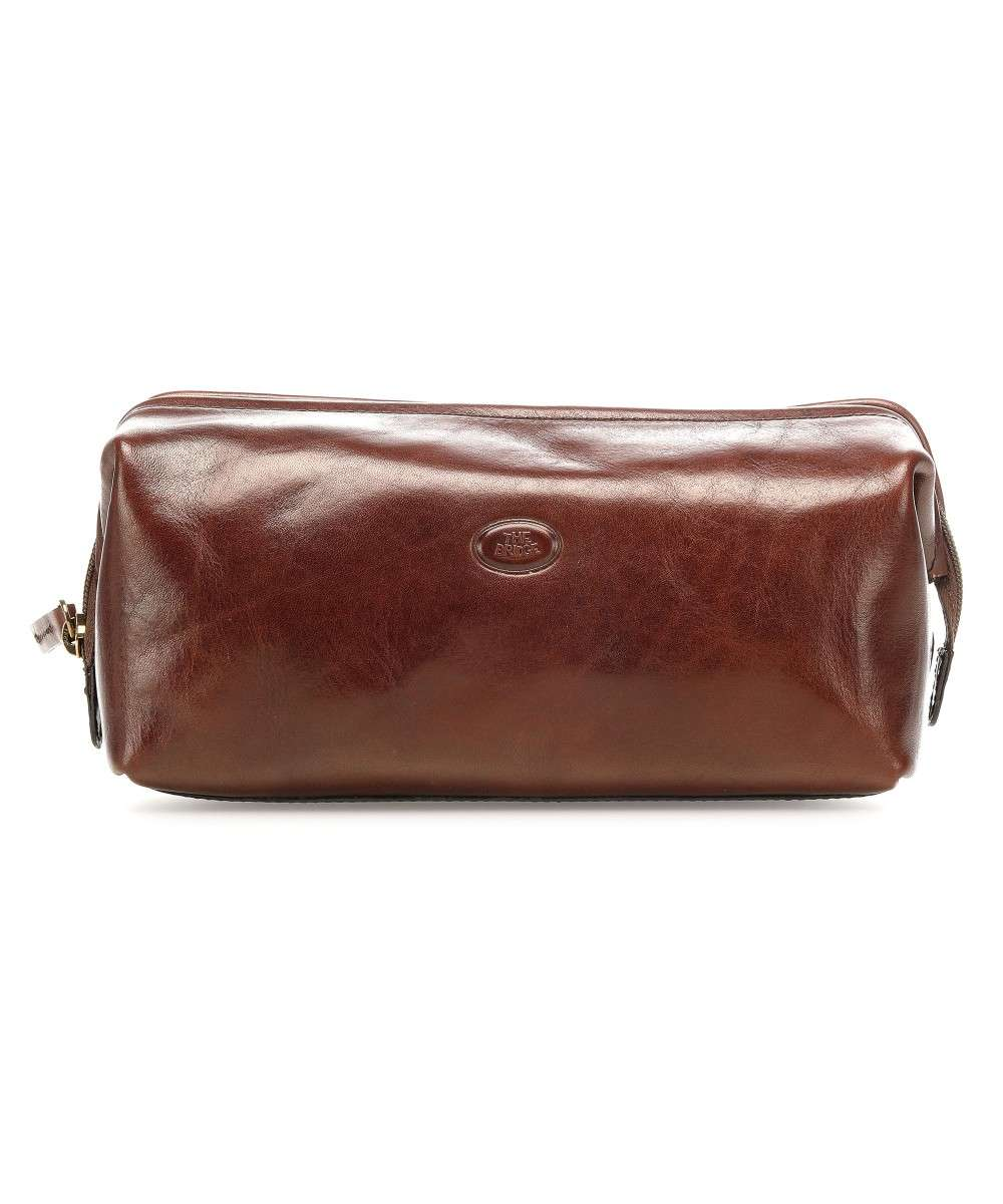 The Bridge Story Viaggio Toiletry bag red brown Preview