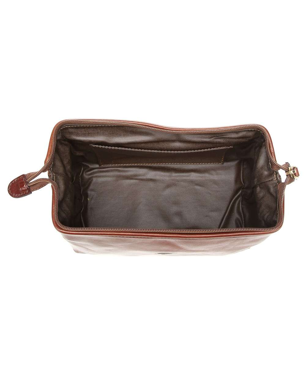 The Bridge Story Viaggio Toiletry bag red brown-091208-01-14-01 Preview