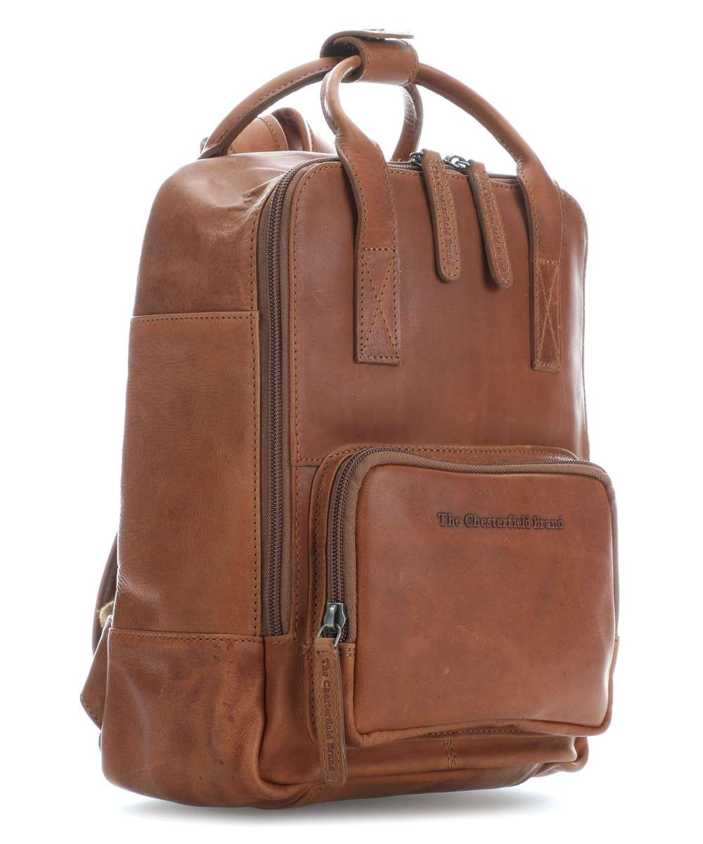 a88b32da25c The Chesterfield Brand Bellary Backpack pull-up leather cognac - C58 ...
