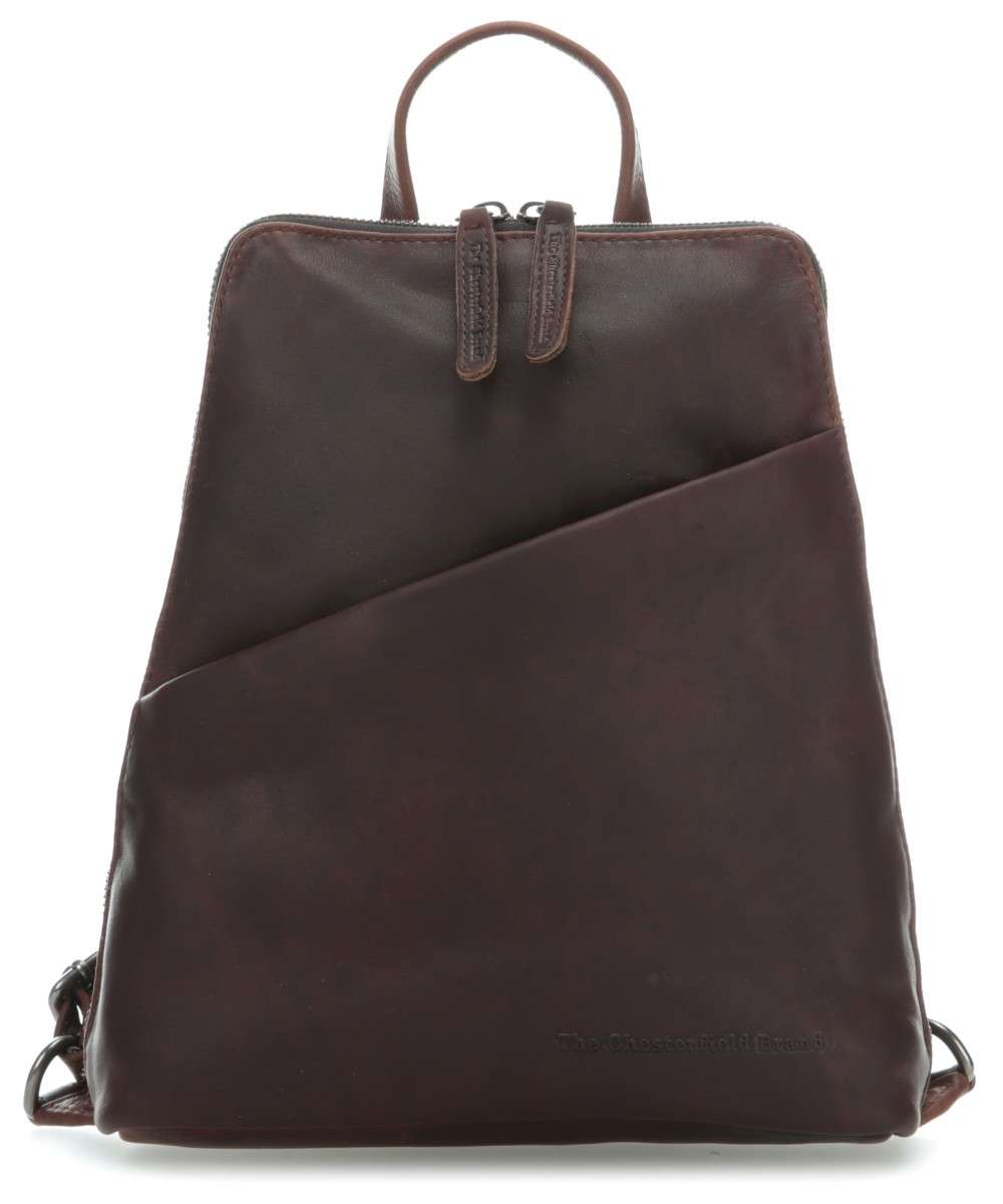 The Chesterfield Brand Claire Rucksack braun Preview