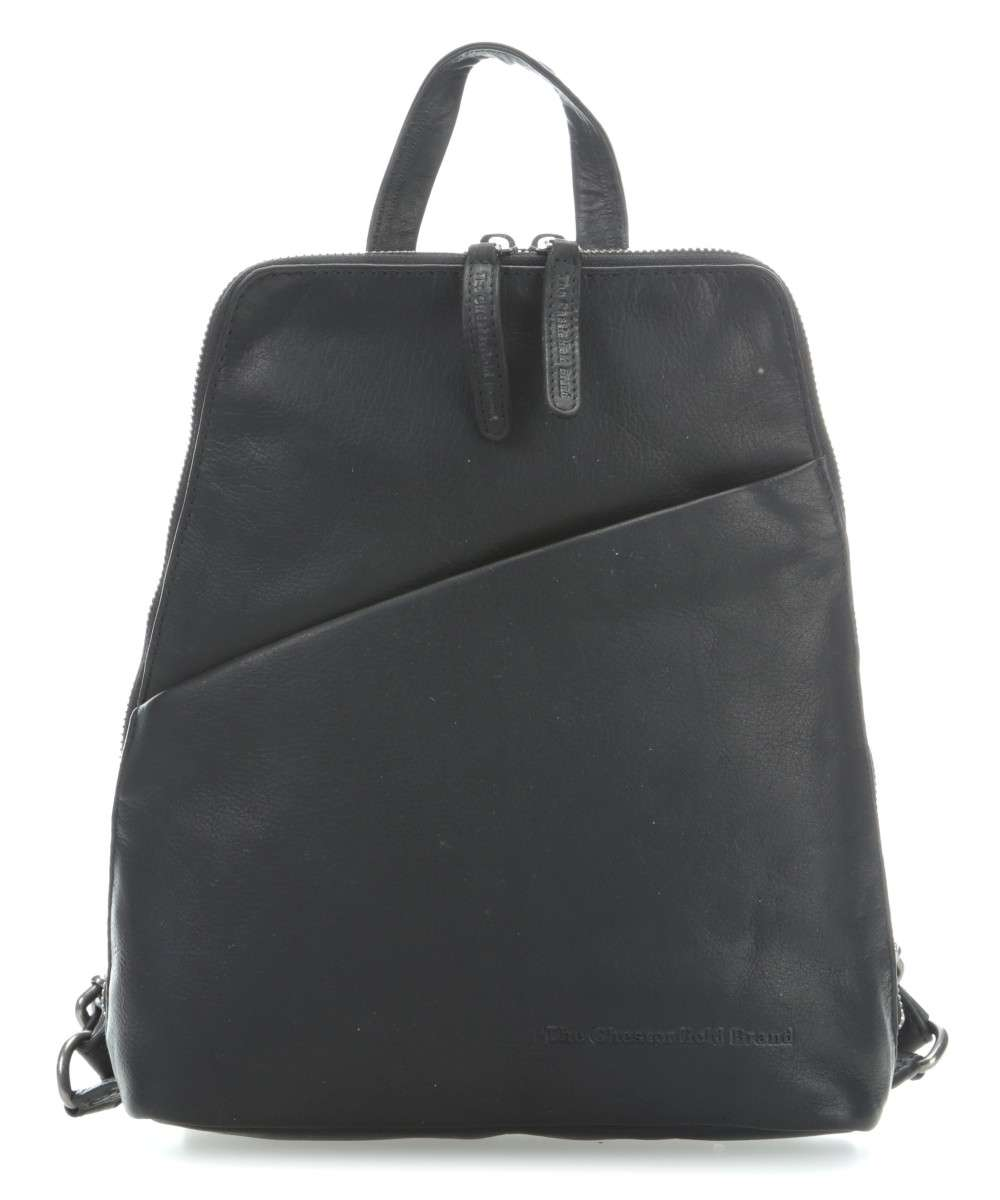 The Chesterfield Brand Claire Rucksack schwarz Preview