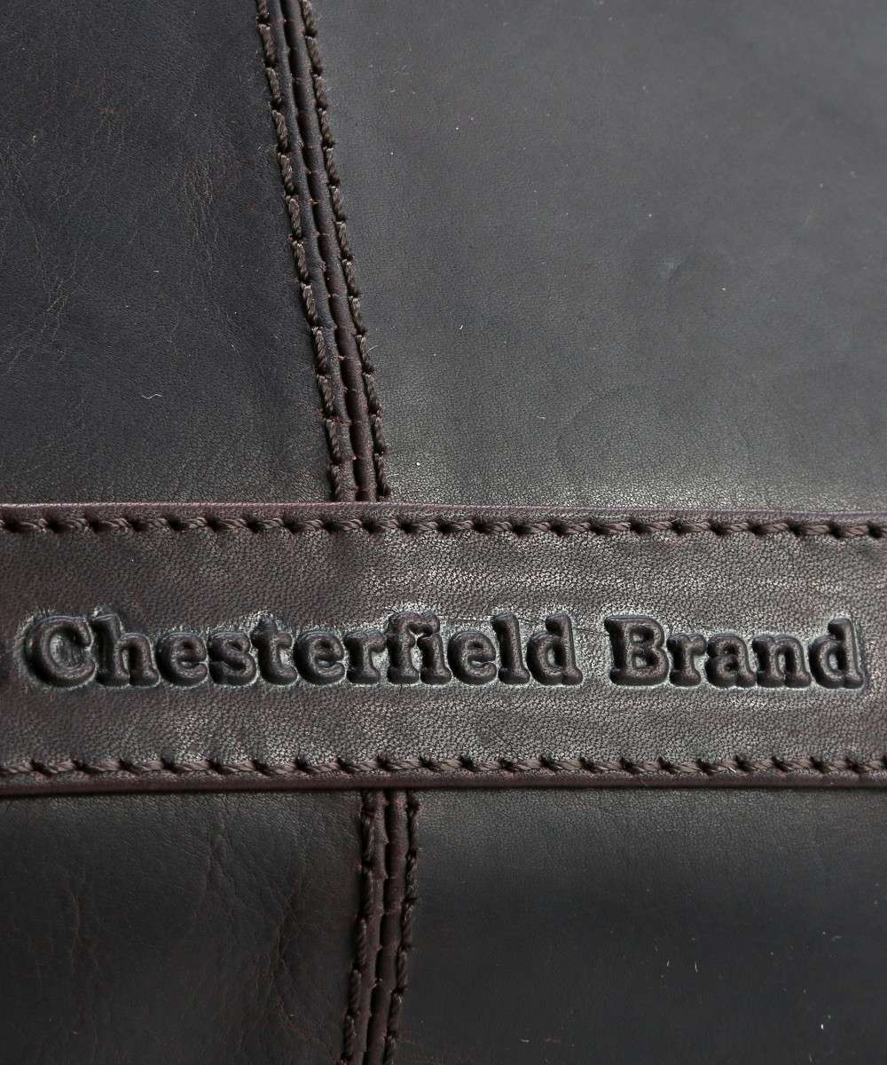 The Chesterfield Brand Jade Torba na zakupy ciemnobrązowy-C38.012601-01 Preview