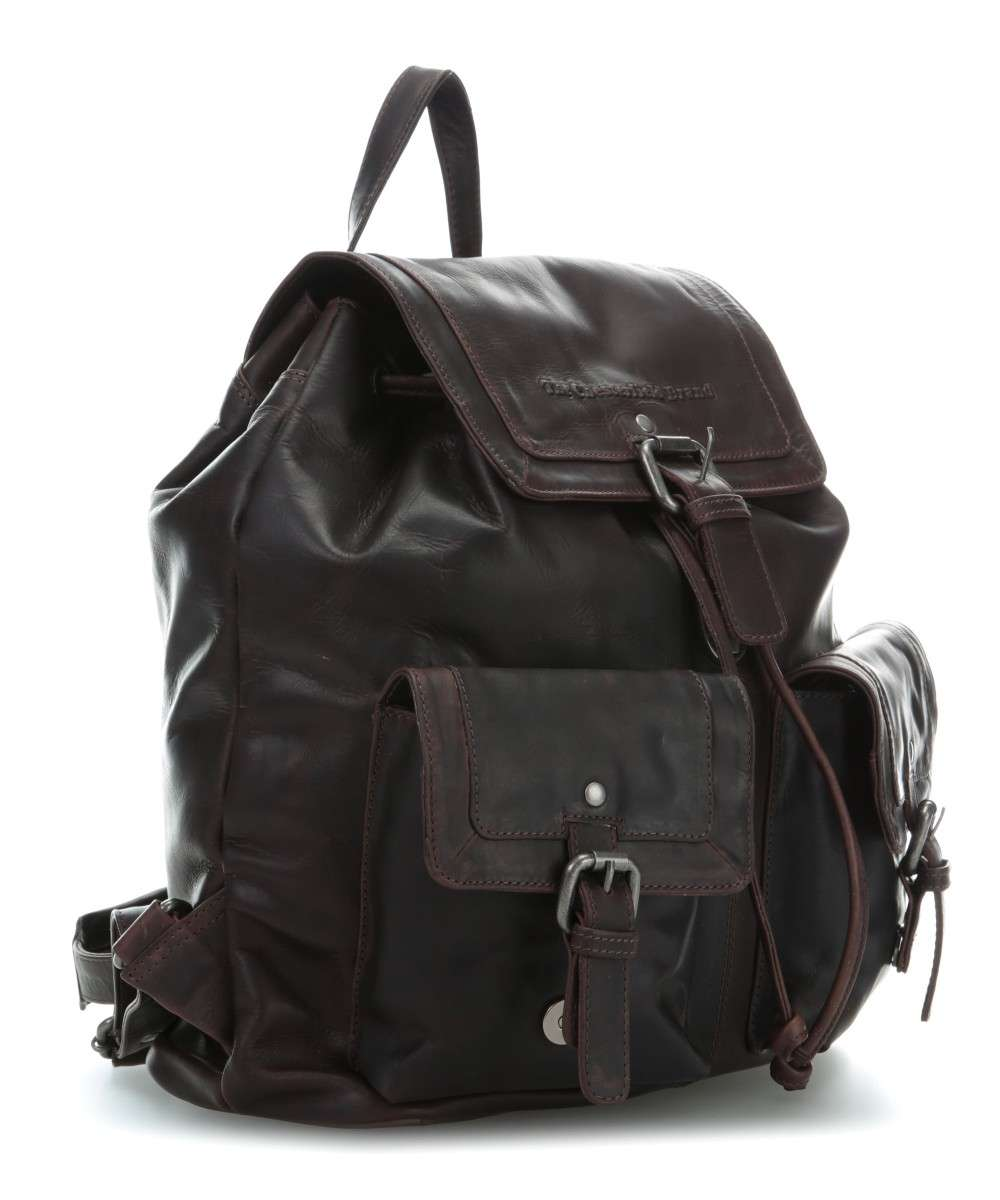 The Chesterfield Brand Joey Rucksack dunkelbraun-C58.014601-01 Preview