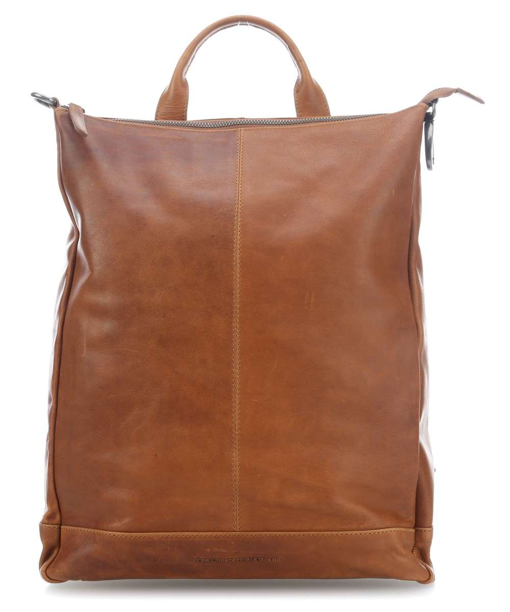 The Chesterfield Brand Manchester Rucksack cognac Preview