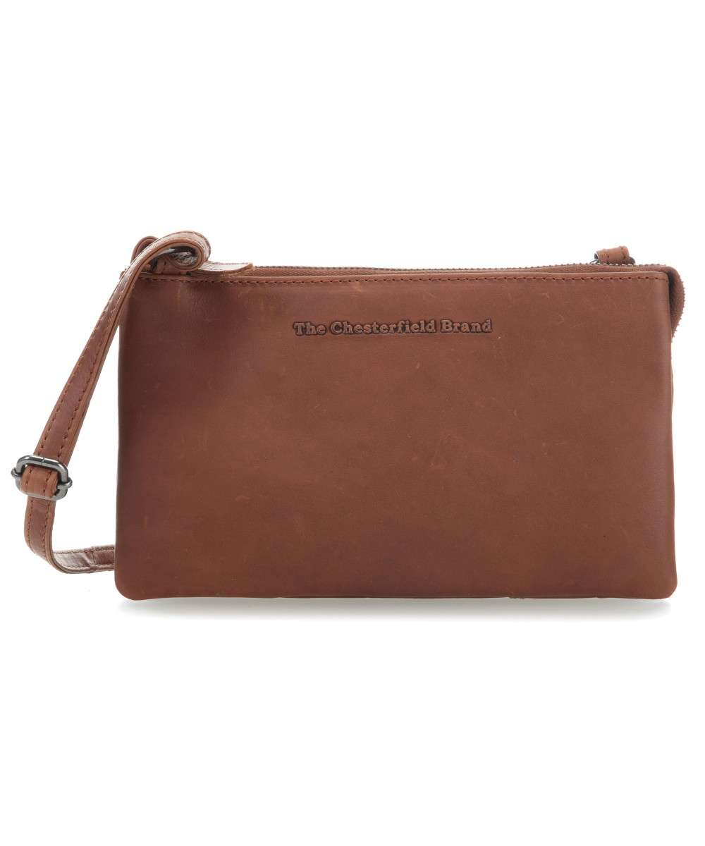The Chesterfield Brand Sadie Schultertasche cognac Preview