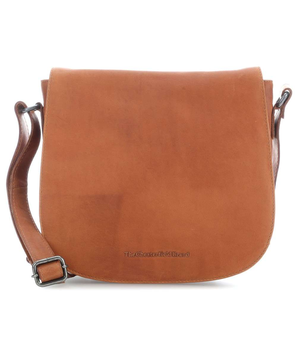 The Chesterfield Brand Yves Schultertasche cognac Preview