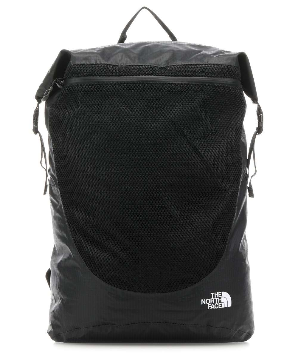 The North Face Waterproof Rolltop Backpack czarny Preview