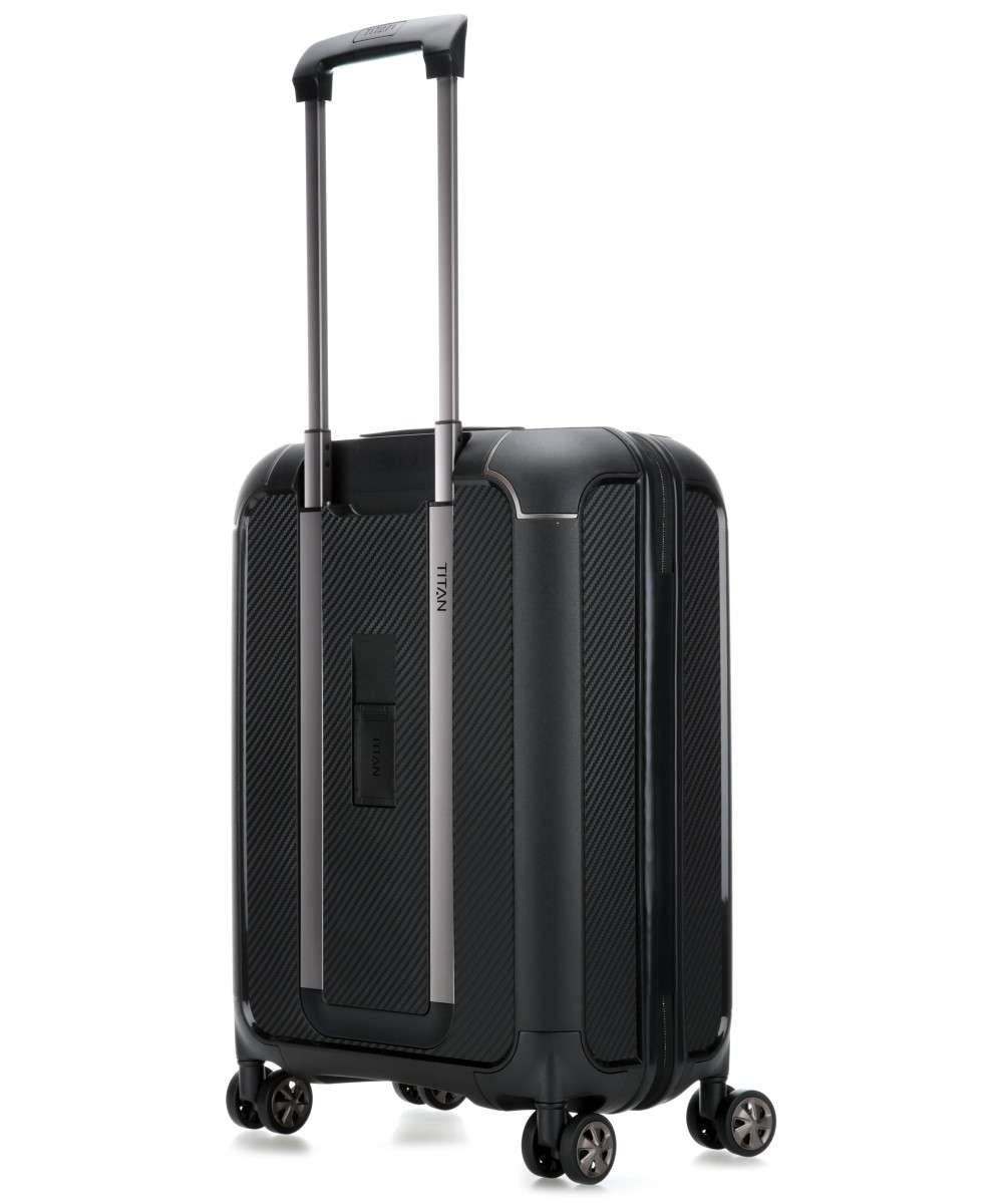 Titan Compax 4-Rollen Trolley schwarz 55 cm-844406-01-01 Preview
