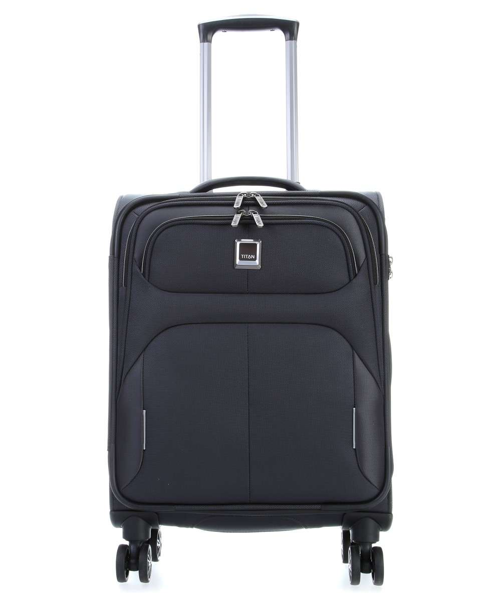 Titan Nonstop 4-Rollen Trolley anthrazit 55 cm Preview