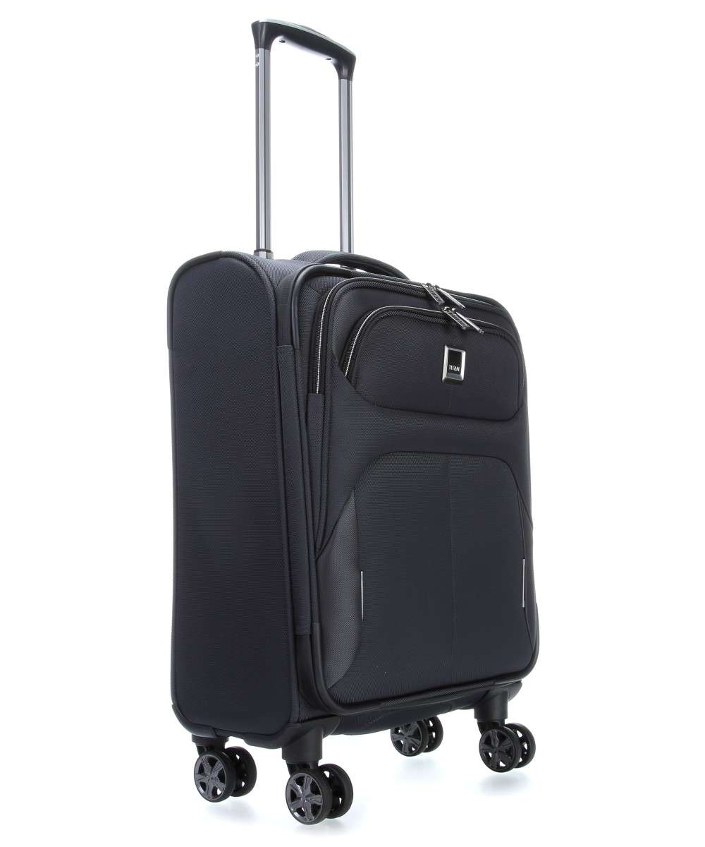 Titan Nonstop 4-Rollen Trolley anthrazit 55 cm-382406-04-01 Preview