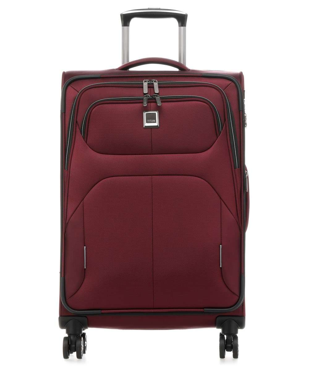 Titan Nonstop 4-Rollen Trolley bordeaux 68 cm Preview