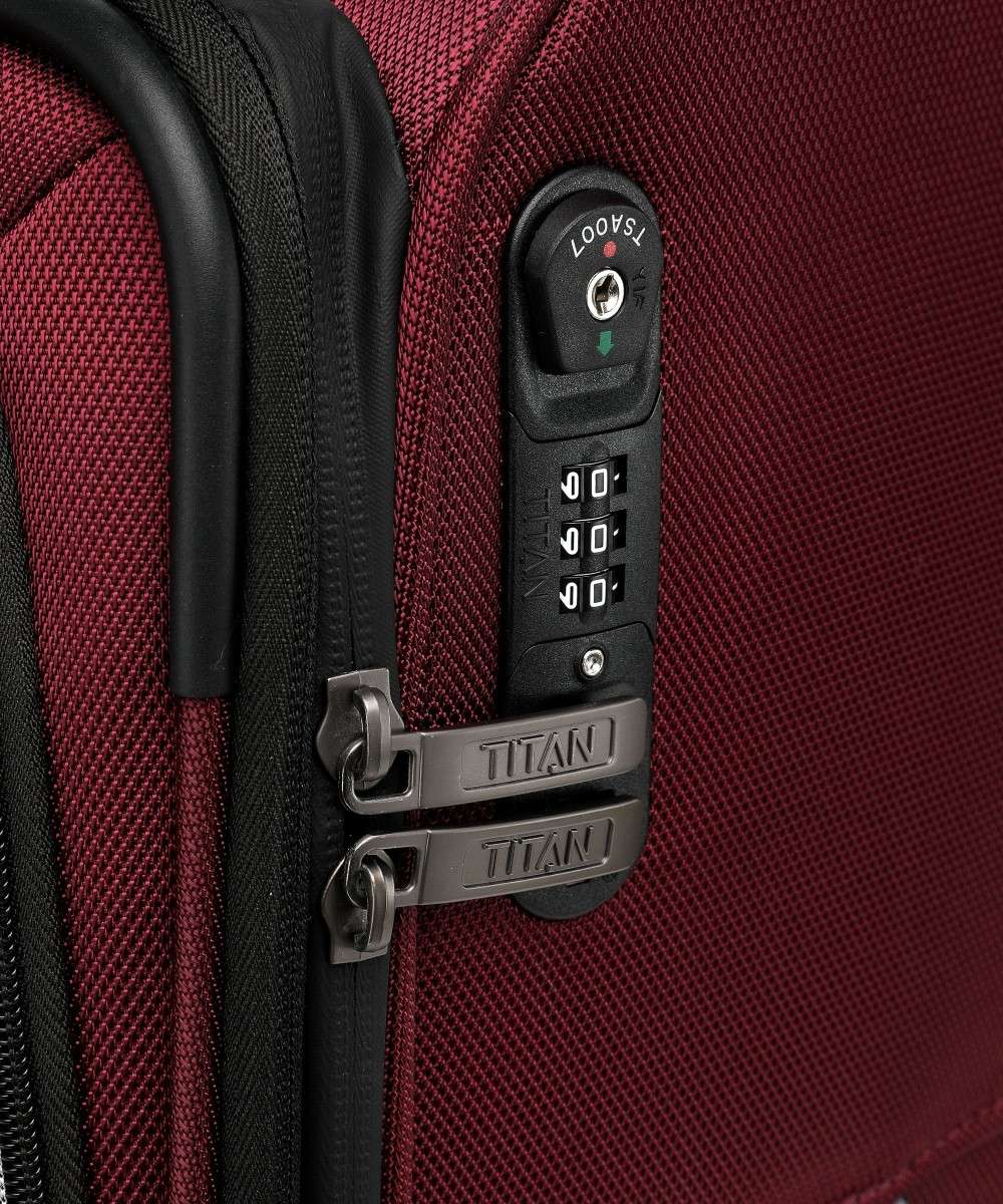 Titan Nonstop 4-Rollen Trolley bordeaux 68 cm-382405-70-01 Preview