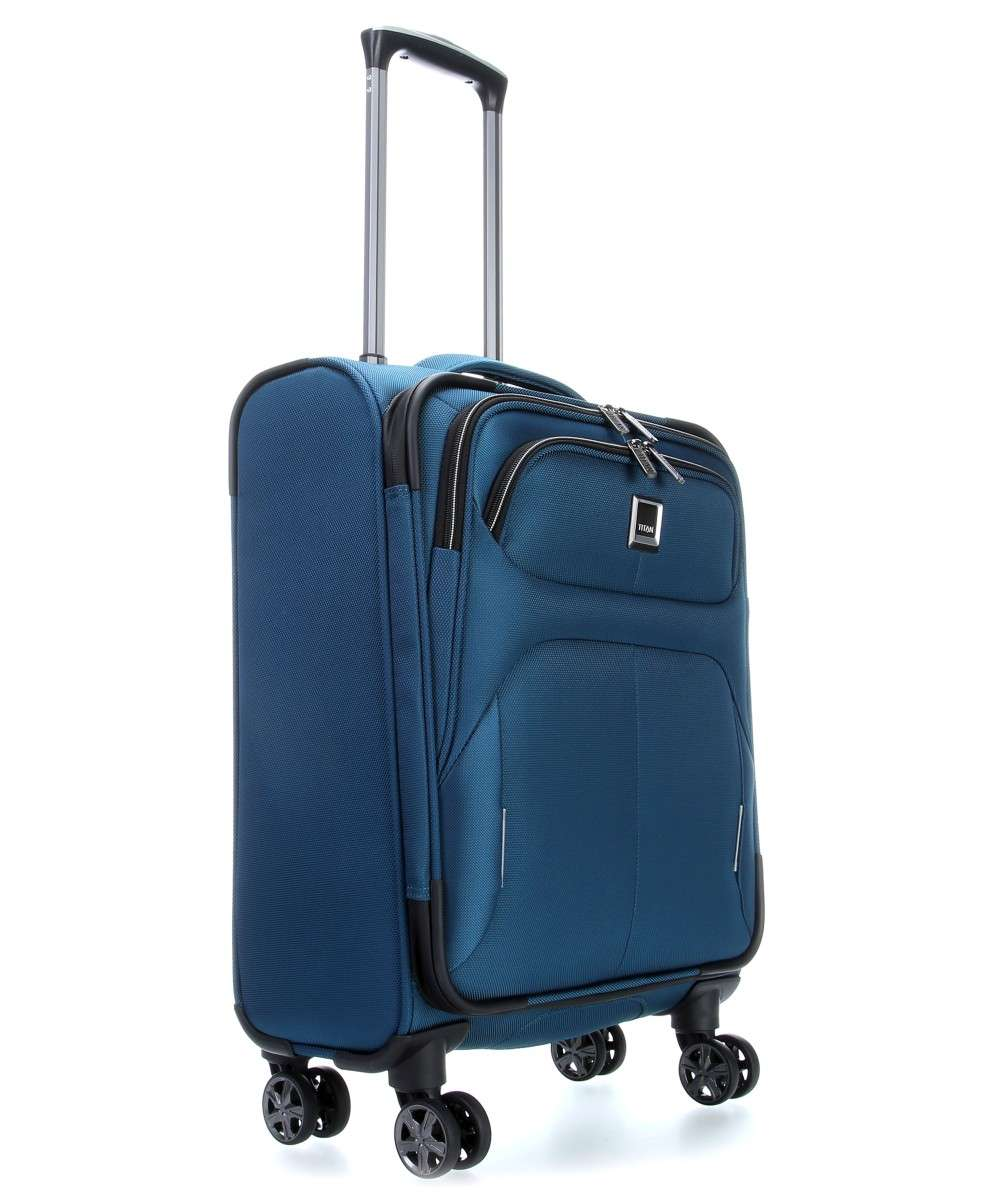 Titan Nonstop 4-Rollen Trolley petrol 55 cm-382406-22-01 Preview