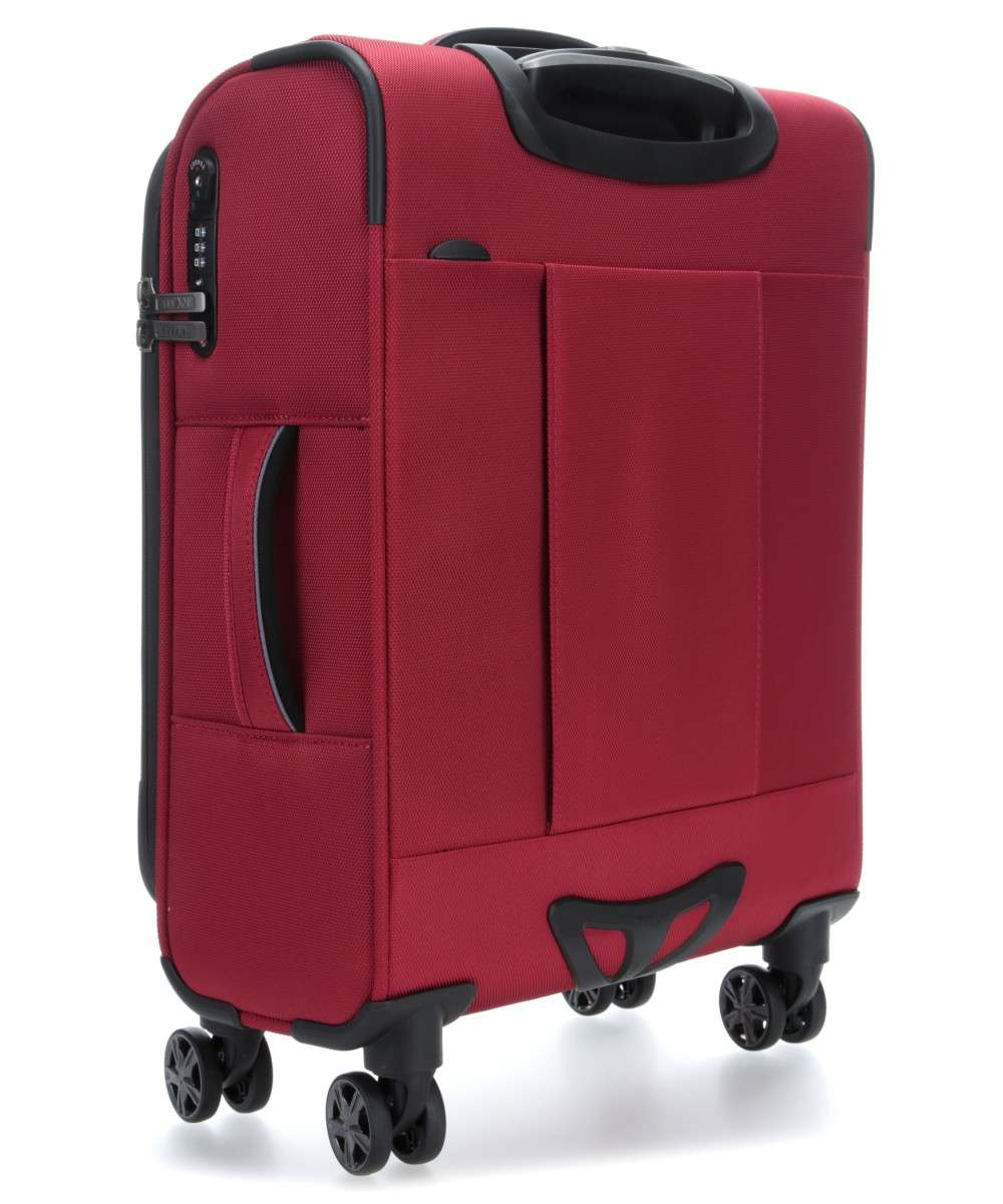 Titan Nonstop 4-Rollen Trolley rot 55 cm-382406-10-01 Preview
