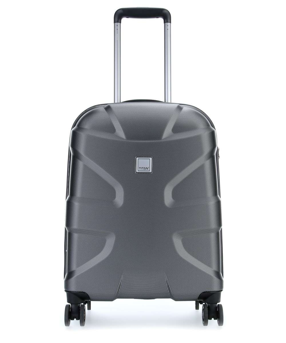 Titan X2 4-Rollen Trolley anthrazit 55 cm Preview