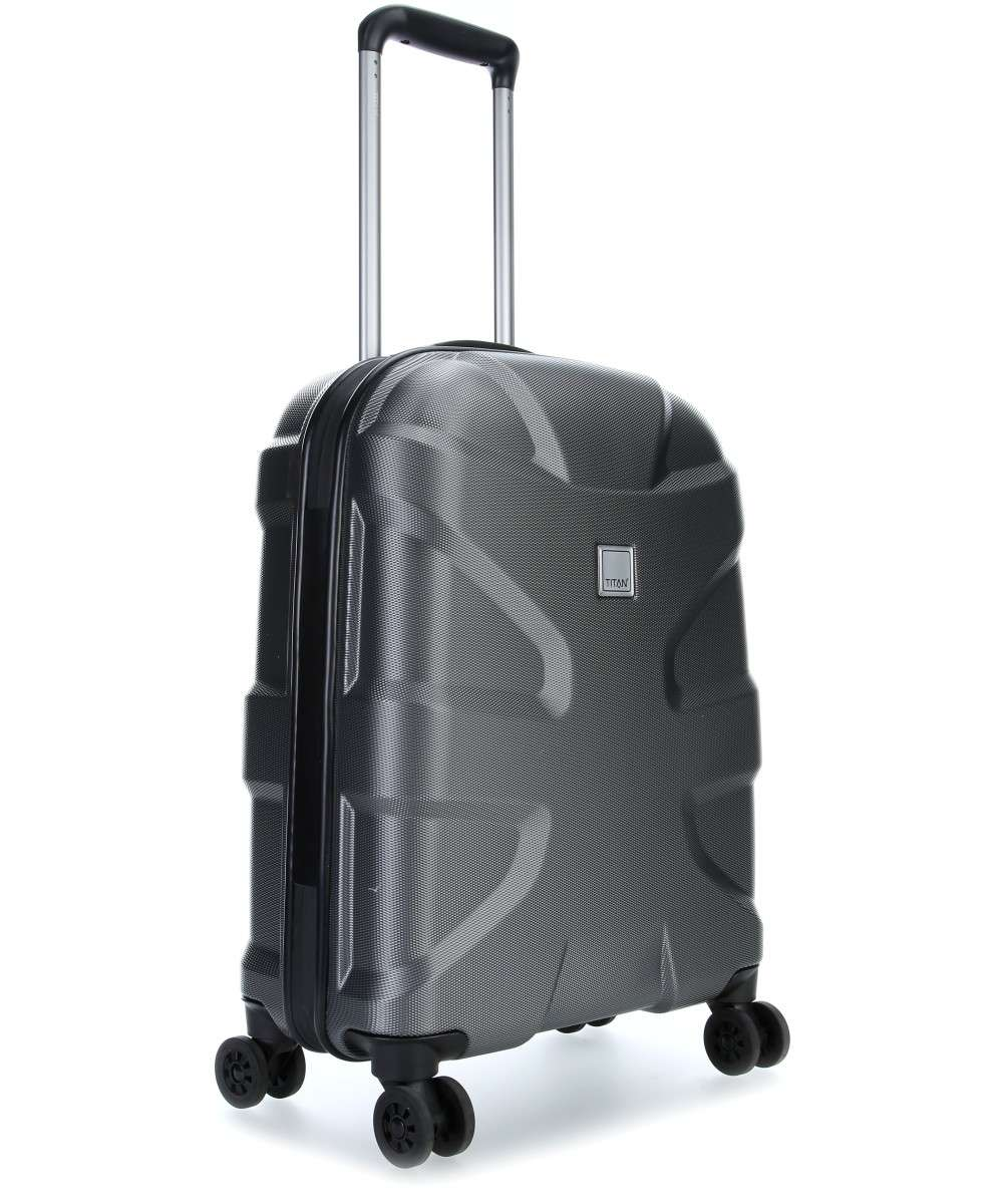 Titan X2 4-Rollen Trolley anthrazit 55 cm-825406-85-01 Preview