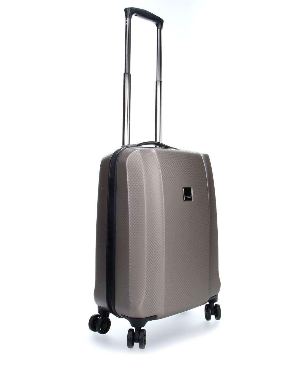 Titan Xenon Deluxe 4-Rollen Trolley champagner 55 cm-816406-40-01 Preview