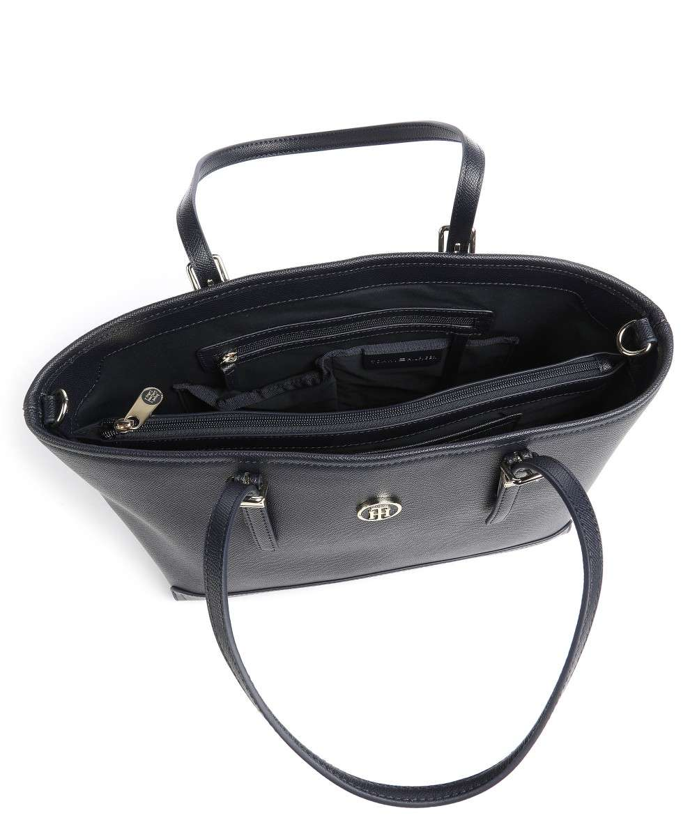 46a5a9c9 Tommy Hilfiger Honey Borsa shopper blu scuro-AW0AW04547-413-00 Preview