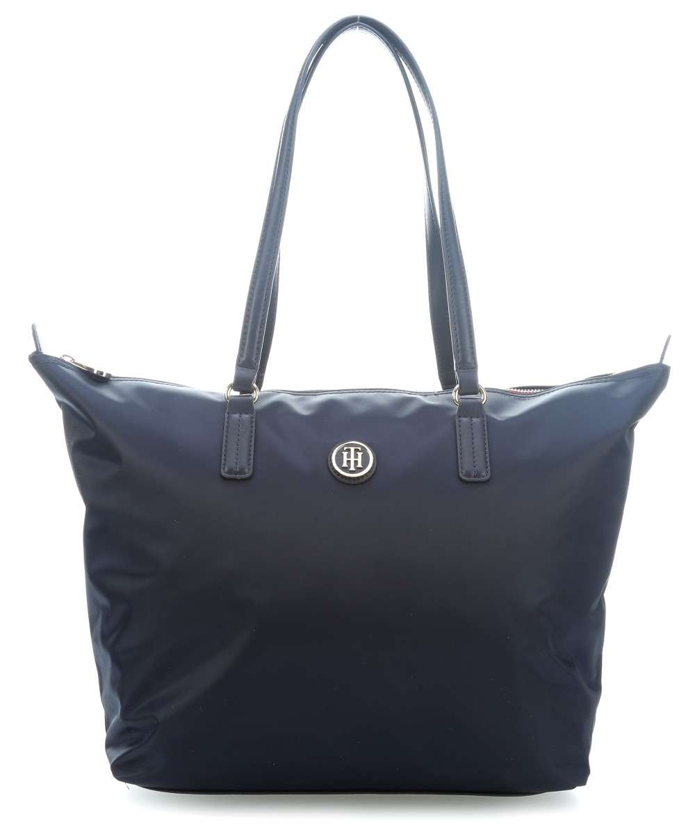 c1bd43d72e79 Tommy Hilfiger Poppy Tote bag navy Preview