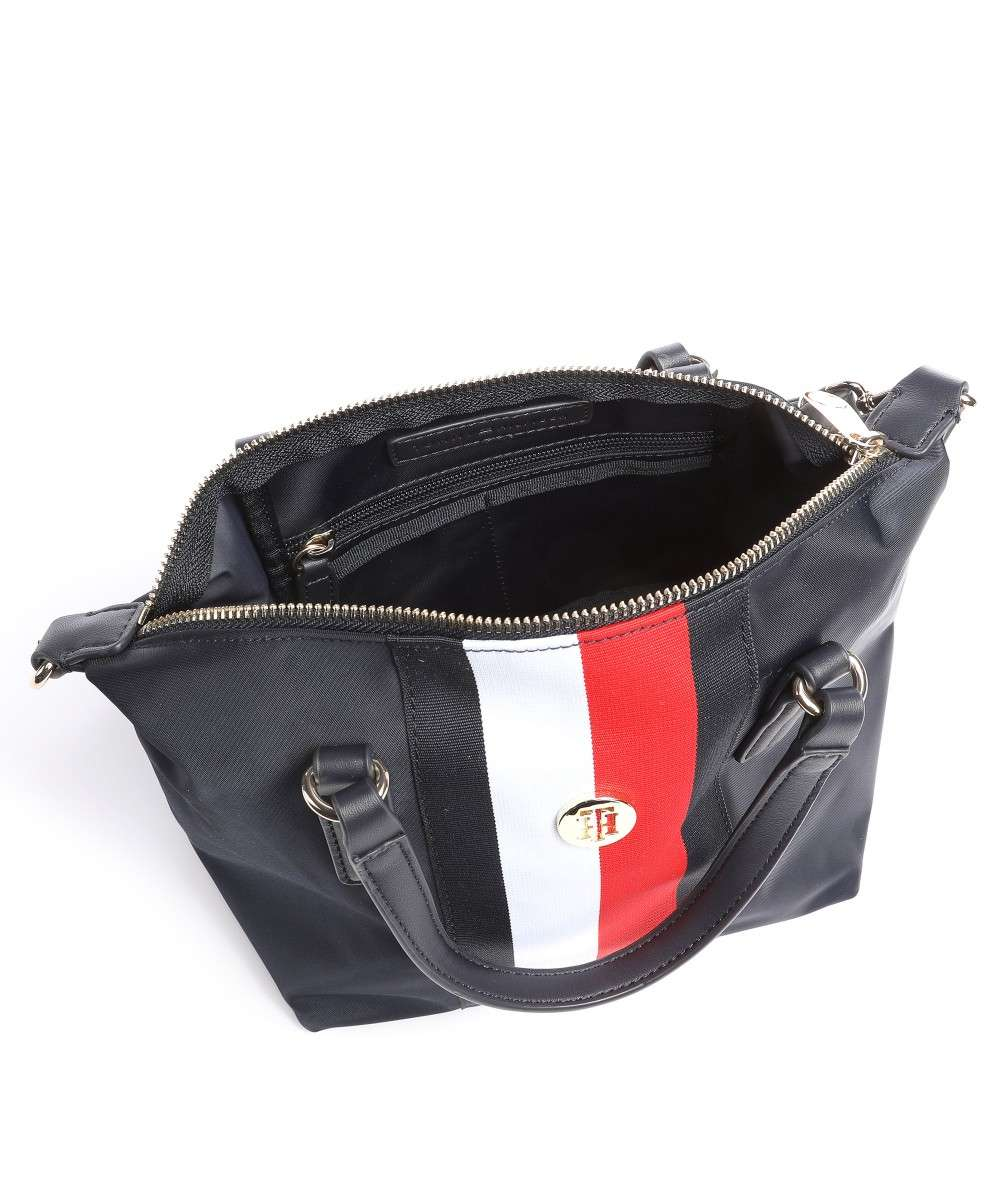 Tommy Hilfiger Poppy Umhängetasche navy-AW0AW10025-DW5-01 Preview