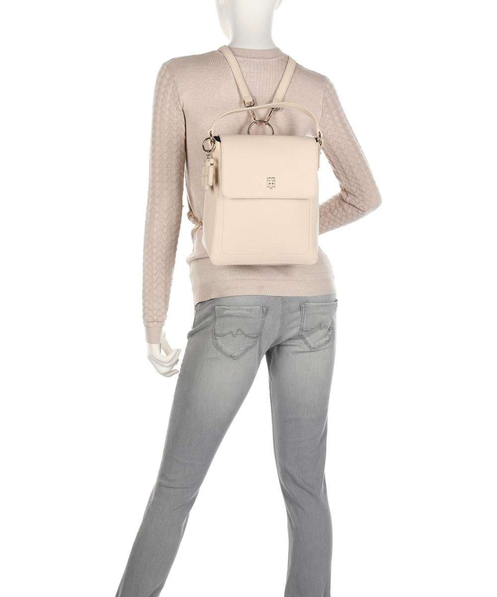 Tommy Hilfiger TH Soft Rucksack-Tasche sand-AW0AW10123-ACI-01 Preview
