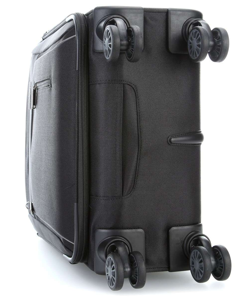 Travelite Capri 4-Rollen Trolley schwarz 55 cm-89847-01-00 Preview
