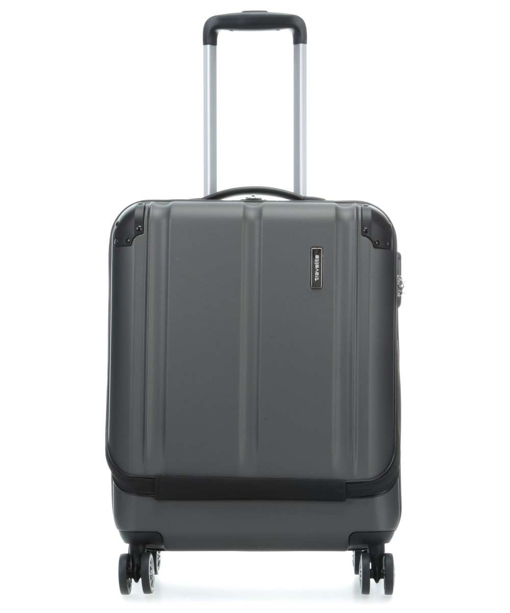 Travelite City 4-Rollen Trolley 17″ anthrazit Preview